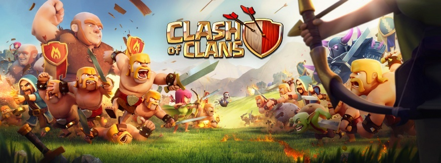 Скачать Clash of clans на компьютер